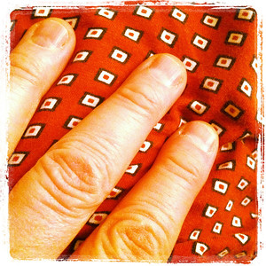 Instagram Fingers