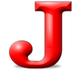 J for iPhone