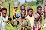 Ghana Secondary Students
